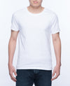 Basic T-shirt Men in Black / White 5 pack - T-Shirts - BRANMA - BRANMA