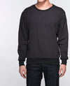 Unisex Basic Sweatshirt in Black / Navy 2 pack - Sweater - BRANMA - BRANMA
