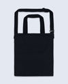 One shoulder Tote bag in Black - Tote Bag - BRANMA - BRANMA