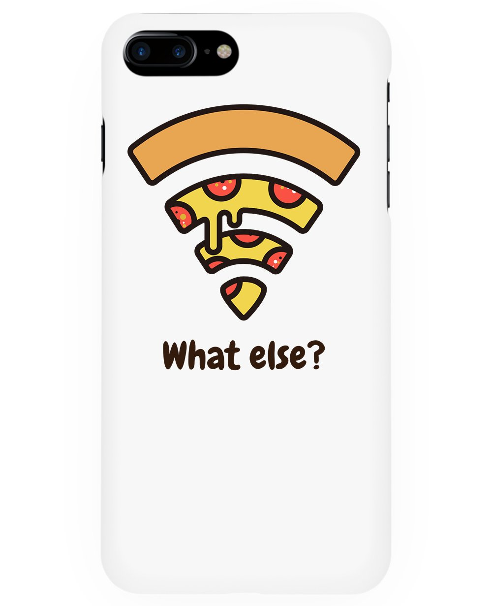What Else Print Iphone Case - Phone cases - FOOD PORN CLUB - BRANMA