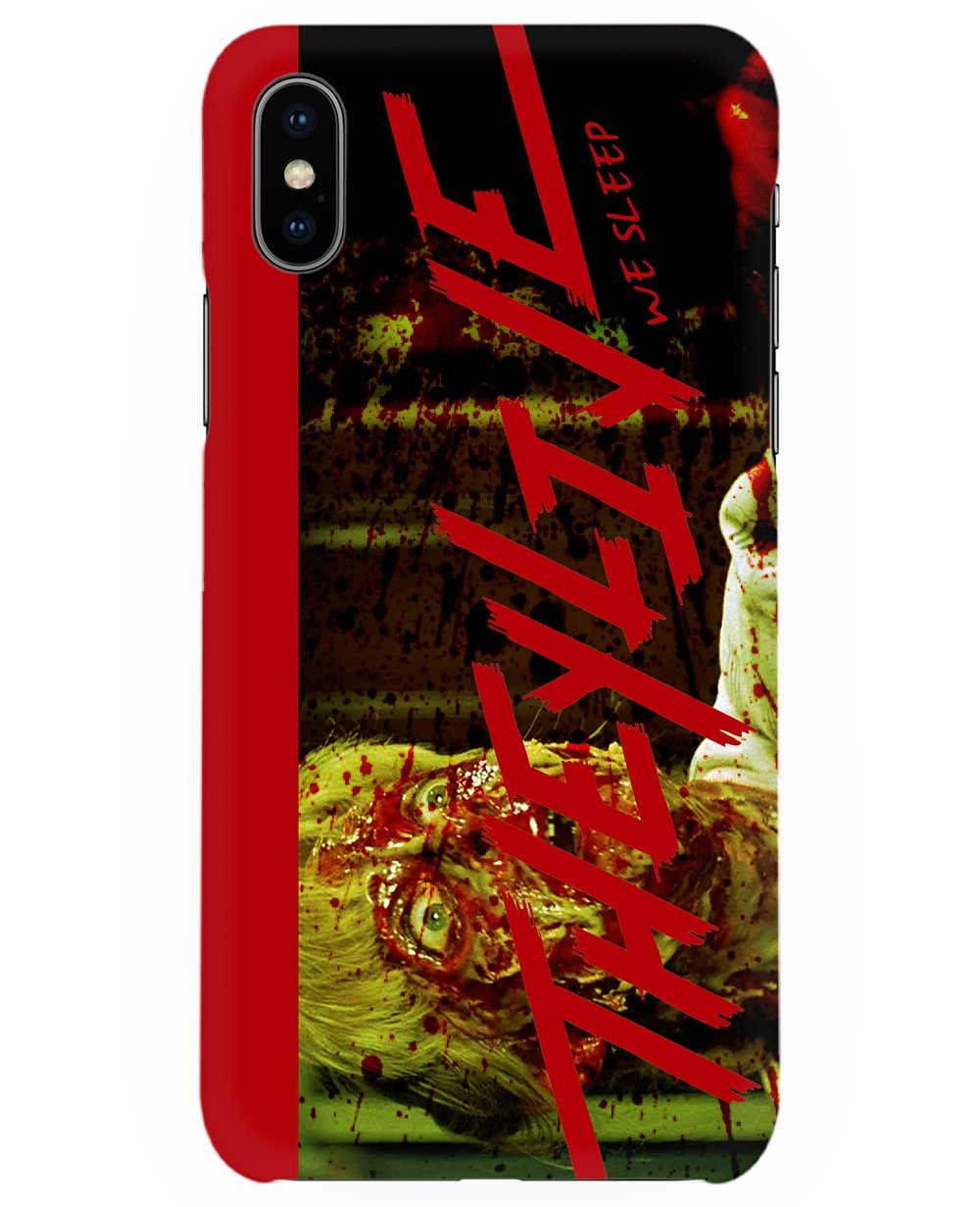 Prince Of Darkness Print Iphone Case - Phone cases - THEYLIVE - BRANMA
