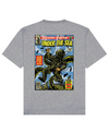 Under The Sea Print T-Shirt in Heather Gray - T-Shirts - THEYLIVE - BRANMA