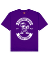 MyTerritory Print T-Shirt in Purple - T-Shirts - MOBY DICK - BRANMA