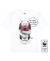FLOATING PALOR Printed T-Shirt in White - T-Shirts - Milk DoNg Comics - BRANMA