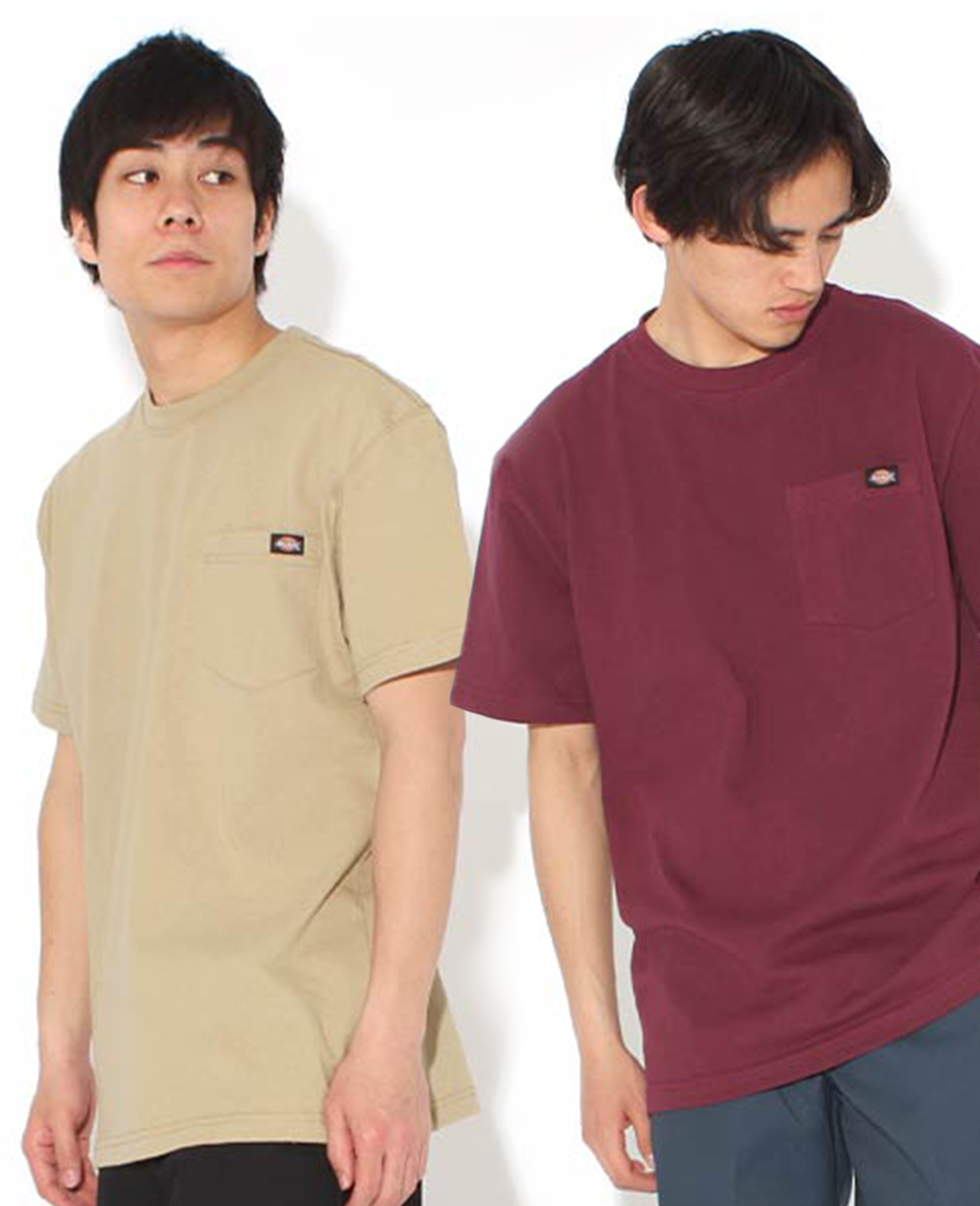 Natural Series Heavyweight Pocket T-shirt - T-Shirts - Dickies - BRANMA