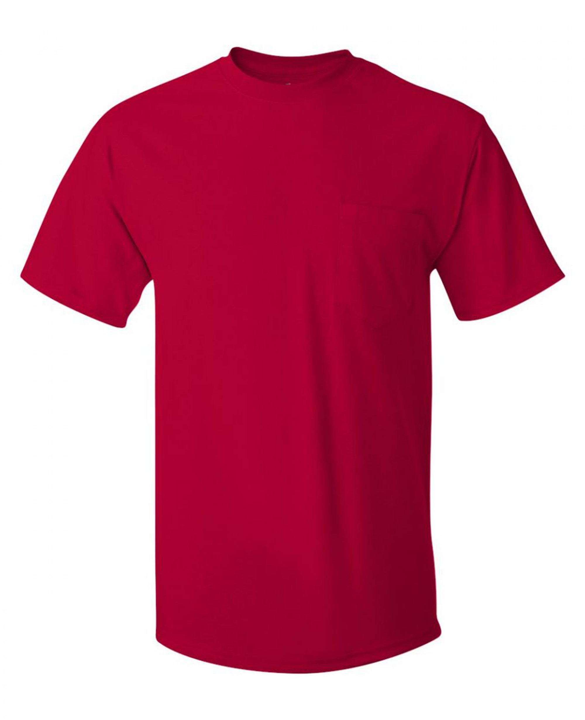 2 pack Heavyweight Pocket T-shirt - T-Shirts - Hanes - BRANMA