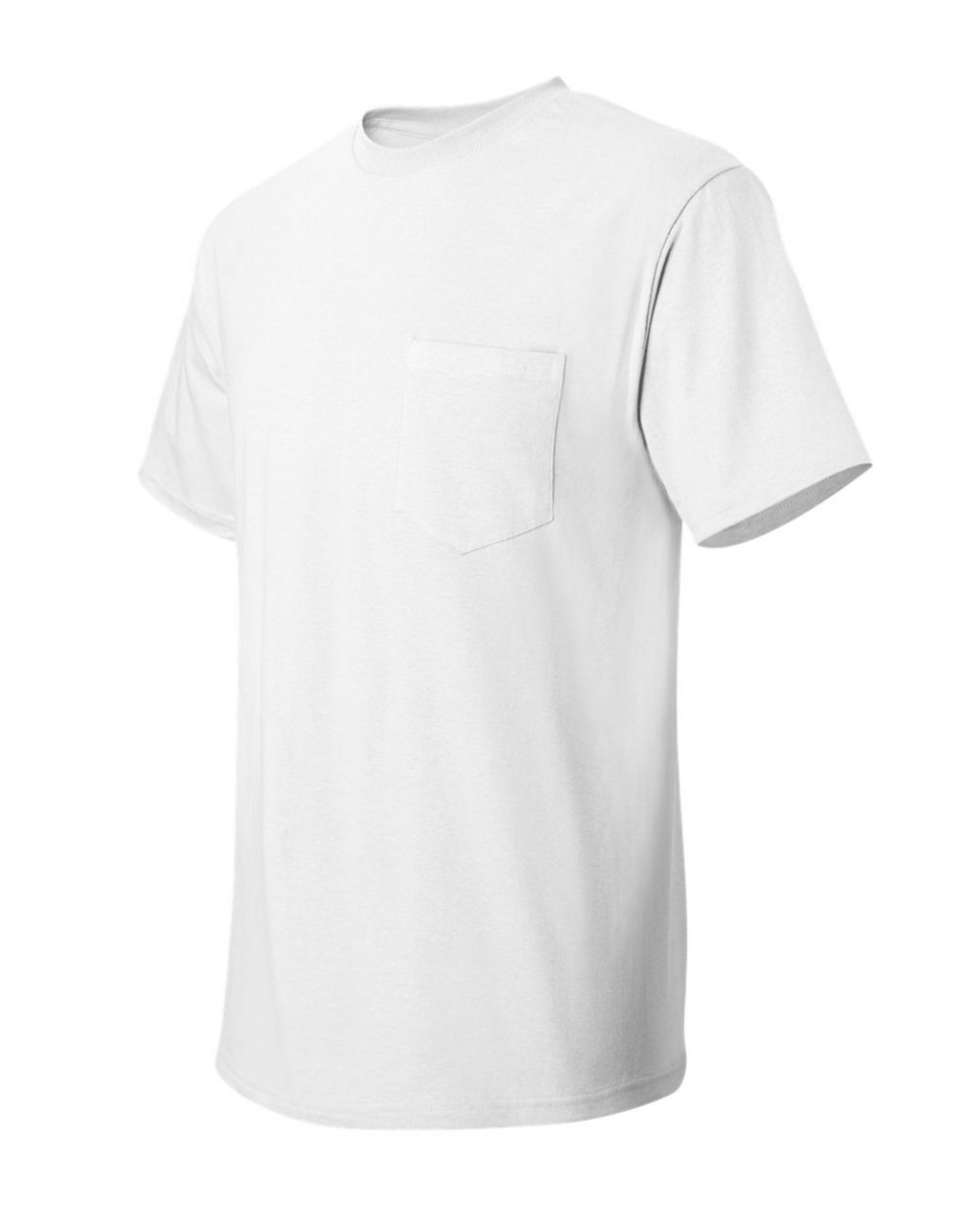 5 pack Heavyweight Pocket T-shirt - T-Shirts - Hanes - BRANMA