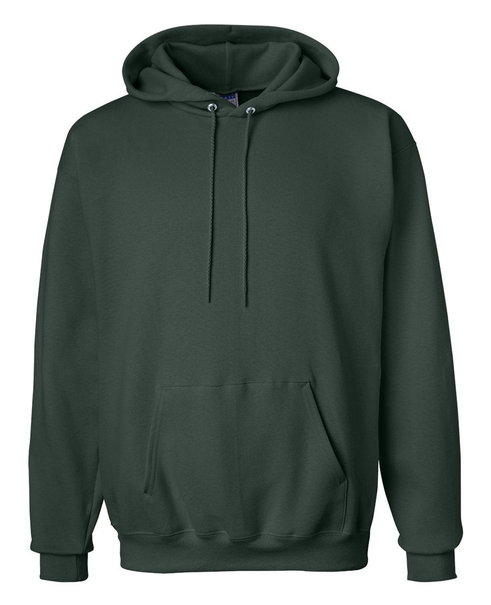 Pullover Hoodies in Deep Forest