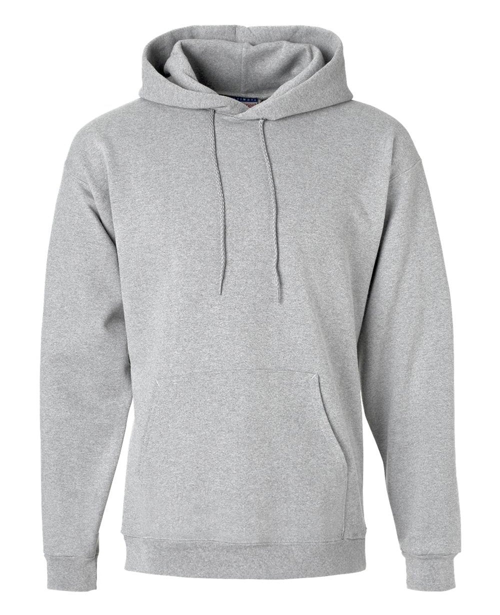 Pullover Hoodies in Light Steel