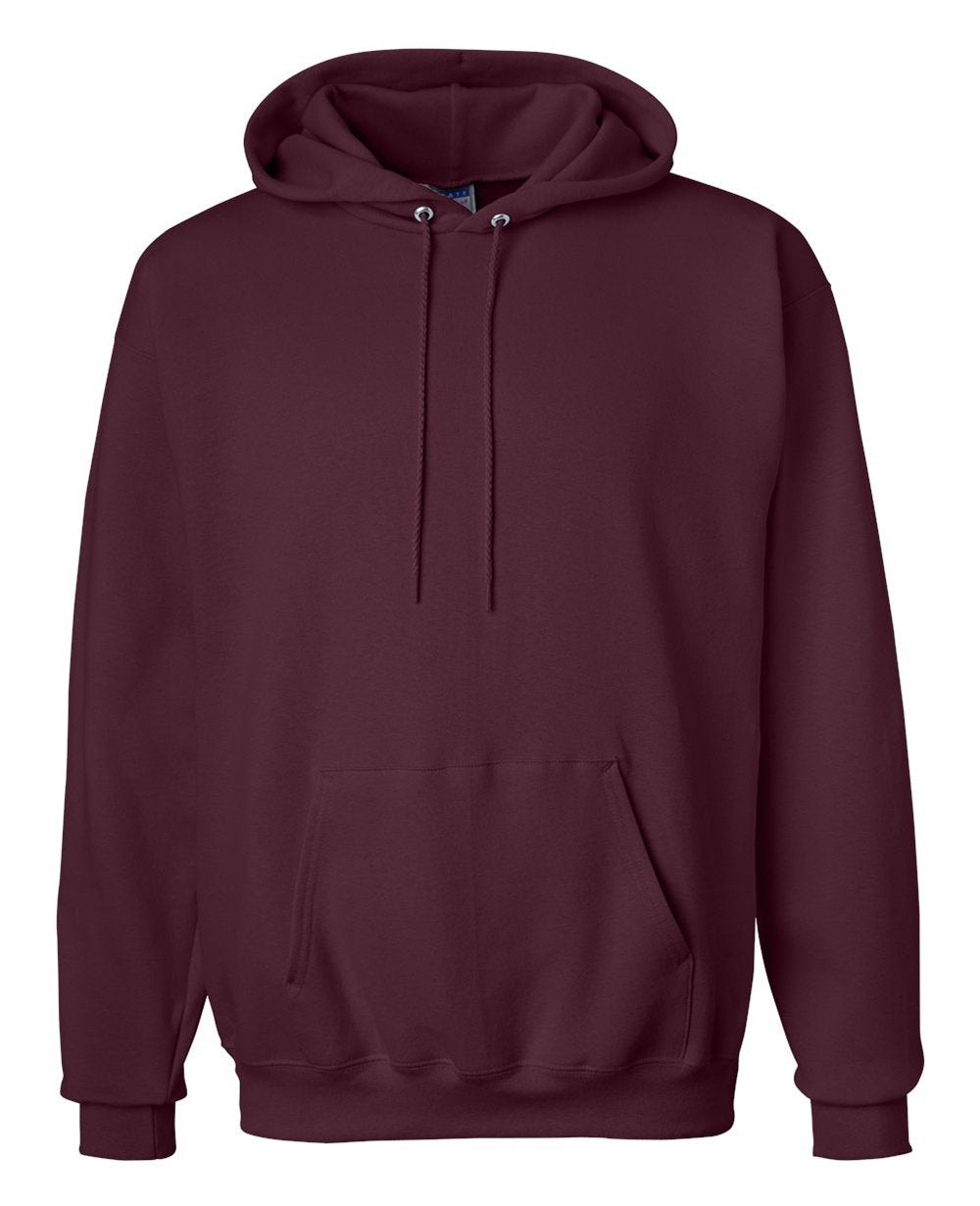 Pullover Hoodies in Maroon