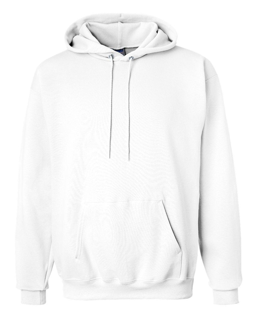 Pullover Hoodies in White