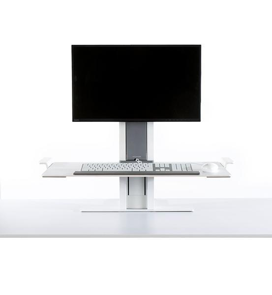 HUMANSCALE QUICKSTAND LM LP WHI - POS Deals