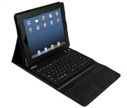 SEAL KEYBOARD 75K IP68 IPAD CASE BT USB BLK - POS Deals