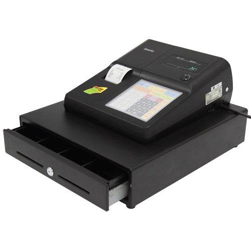 SAM4S ER-265EJ Cash Register with Large Cash Drawer