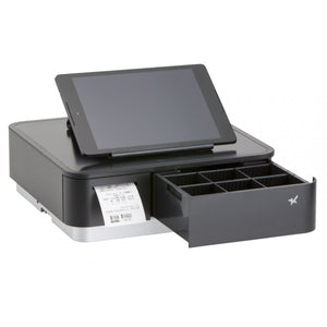 STAR MPOP PRINTER & CASH DRAWER COMBO BLACK - POS Deals