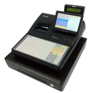 SAM4S SPS-530 FLAT KEYBOARD & TOUCH SCREEN POS TERMINAL - POS Deals