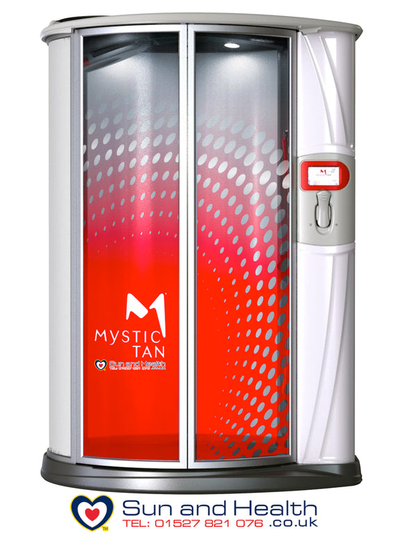 Mystic Tan Automated Spray Tan Booth