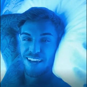 Tom Zanetti's Filming Saved By Sunbed