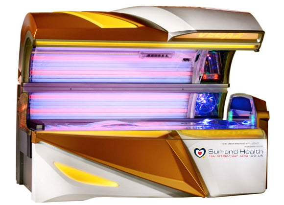 The Stunning NEW Luxura Vegaz Sunbed is Here!
