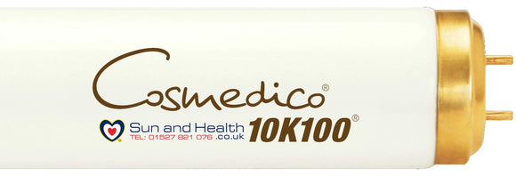 Cosmedico 10K100 Sunbed Tanning Lamps