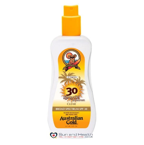 Australian Gold SPF30 Spray Gel