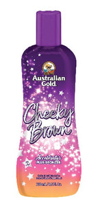 Australian Gold, Sunbed Tanning Lotion, Cheeky Brown