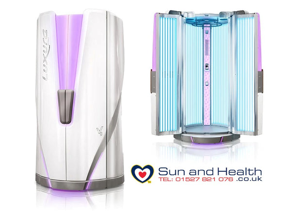 New Commercial Sunbed, Hapro V8, Cyrano Sunbeds