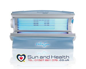 Helionova Ultrasun 4500, Ultra sun sunbed, Commercial Lie Down Sunbed, Norwich, Norfolk, East Anglia, Suffolk, UK