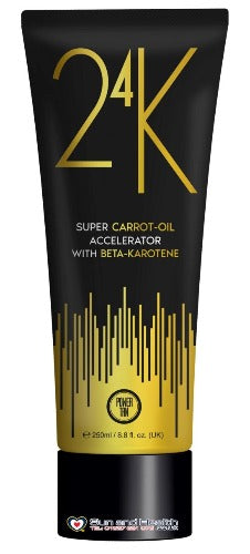 Power Tan 24K Non-Tingle Sunbed Tanning Lotion