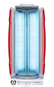 Hapro Proline V, Home Stand Up Sunbed, Sun and Health