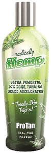 Pro Tan Radically Hemp