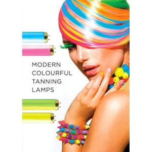 Cosmedico Rainbow Tanning Lamps