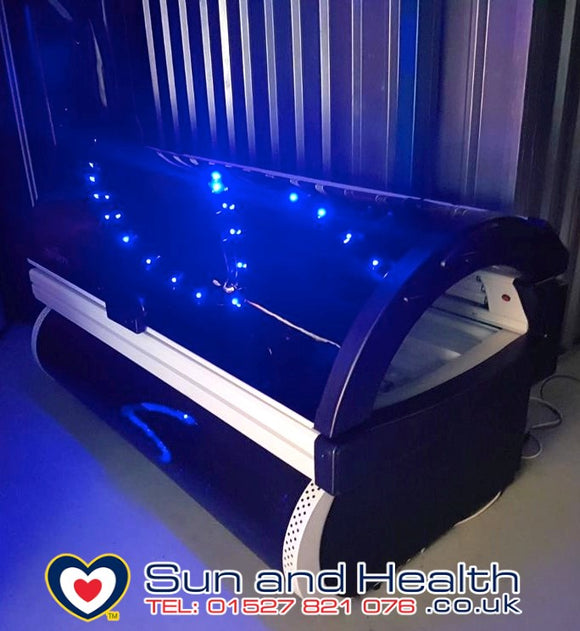Commercial Lie Down Sunbed, Bromley, London, Kent