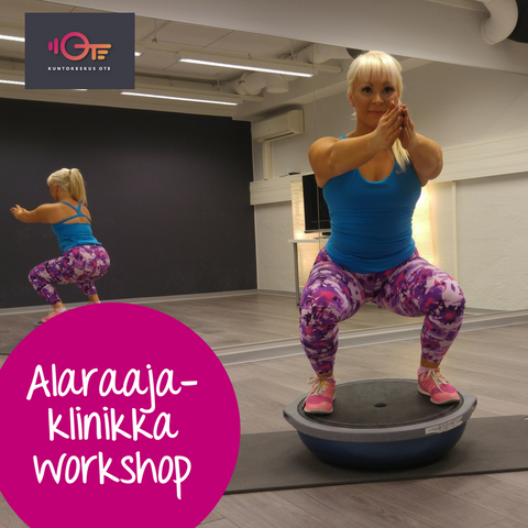 Alaraaja-klinikka (workshop 26.2.)
