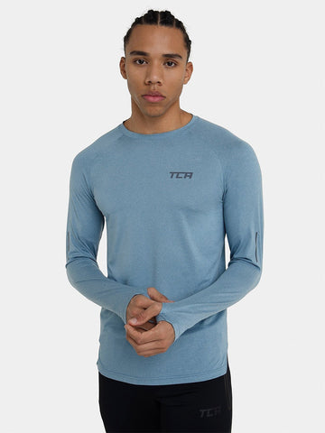 Men's Regular Fit Long Sleeve Top