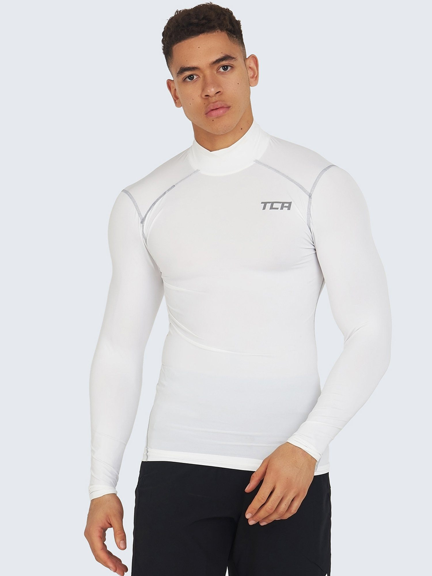 Pro Performance Compression Long Sleeve Mock