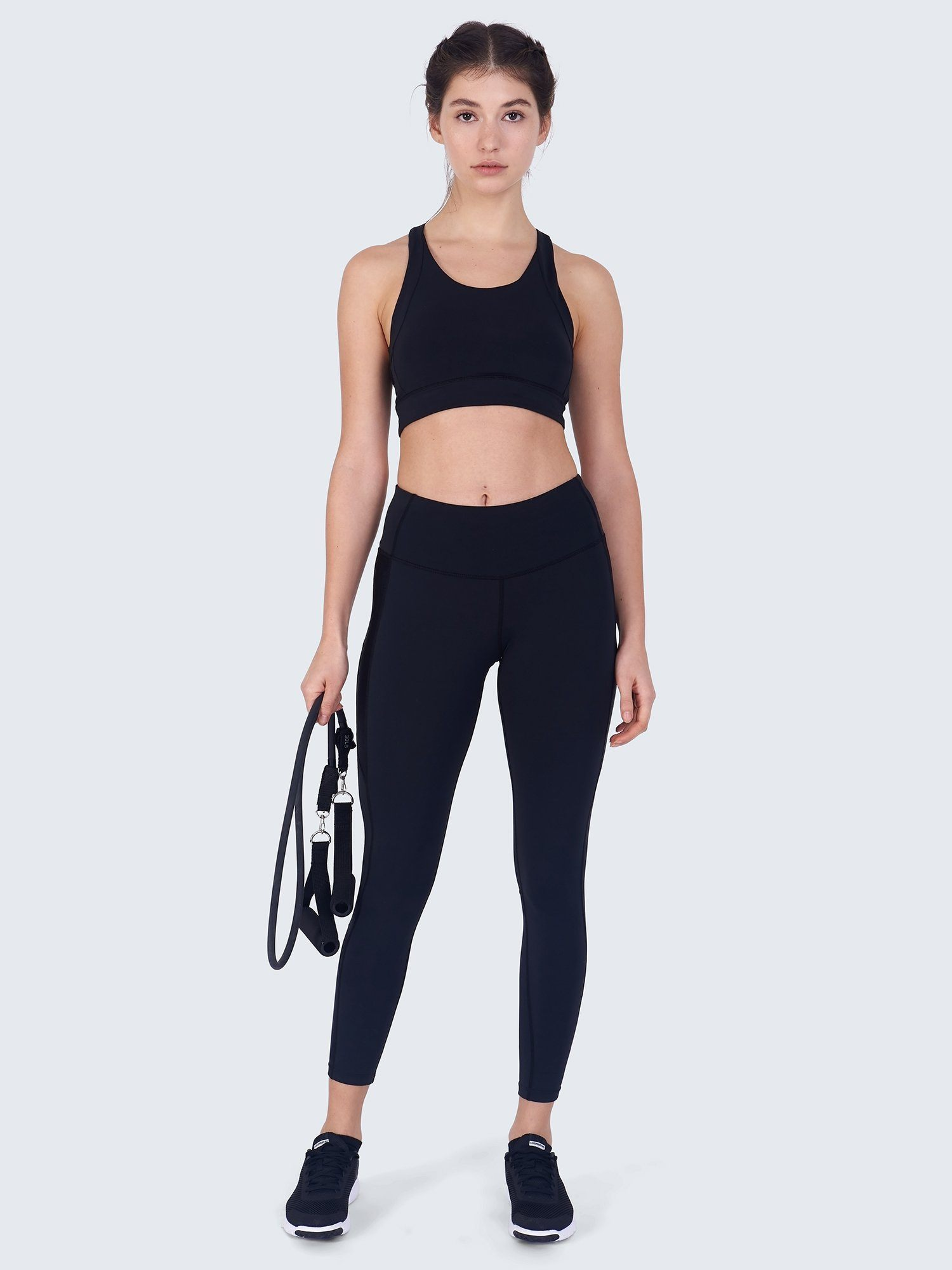 TCA Tech Pack: Relentless Sports Bra + 7/8 Leggings