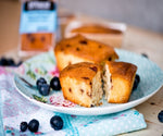 Gluten Free Blueberry Mini Cake Product Image