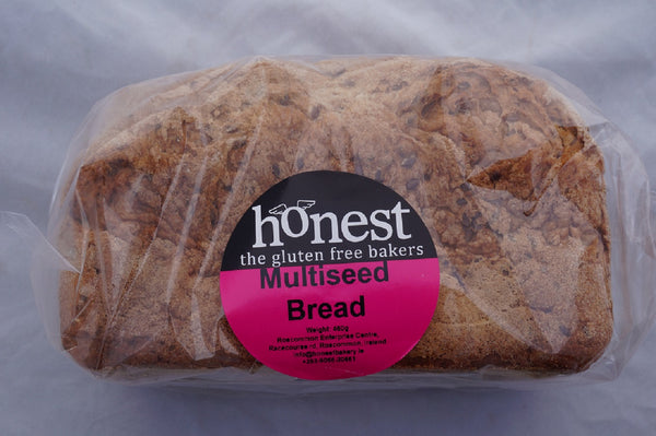 Gluten Free Multi-Seed Bread Product Image