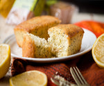 Gluten Free Lemon & Poppy Mini Cake Product Image