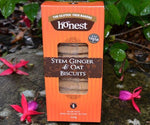 Gluten Free Stem Ginger & Oat Biscuit Product Image