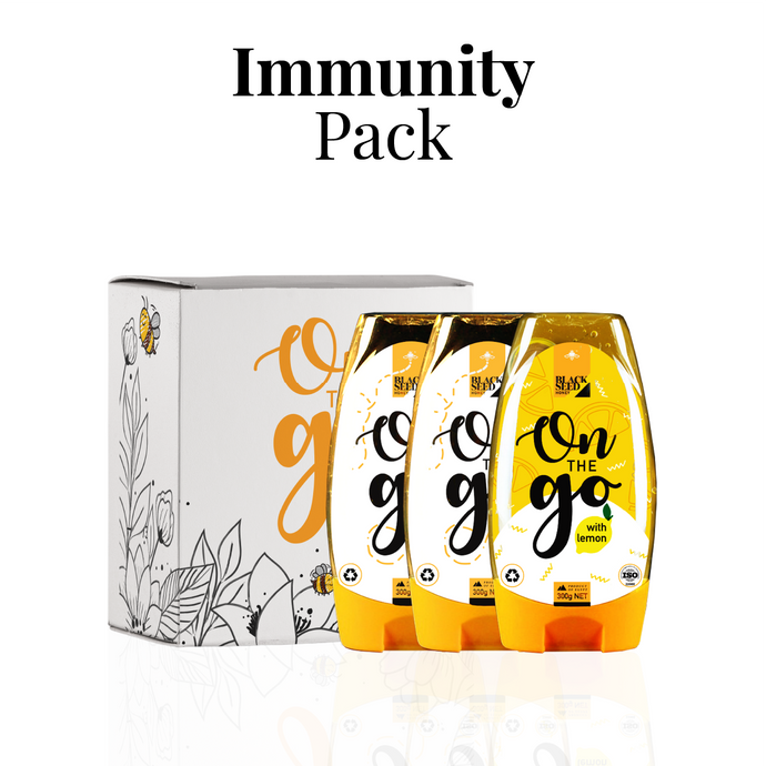 IMMUNITY PACK (Batch 2) - 1x On The Go Set