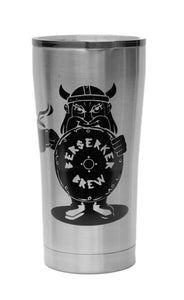 20 oz Stainless Steel Tumbler