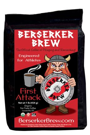 Berserkerbrew First Attack  Auto renew - BerserkerBrew.com