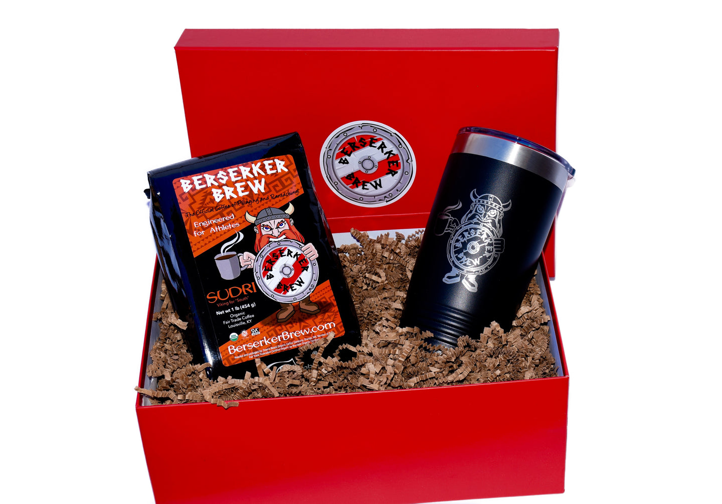 Traveler's Edition Gift Box - BerserkerBrew.com