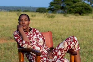 Protea Red Safari Pyjamas