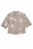 Short Safari Pyjamas in Rhino Grey