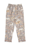 Safari Pyjamas in Rhino Grey