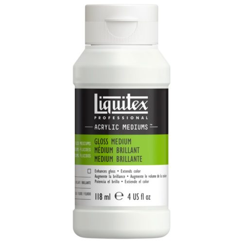Liquitex Gloss Medium and Varnish 118 ml
