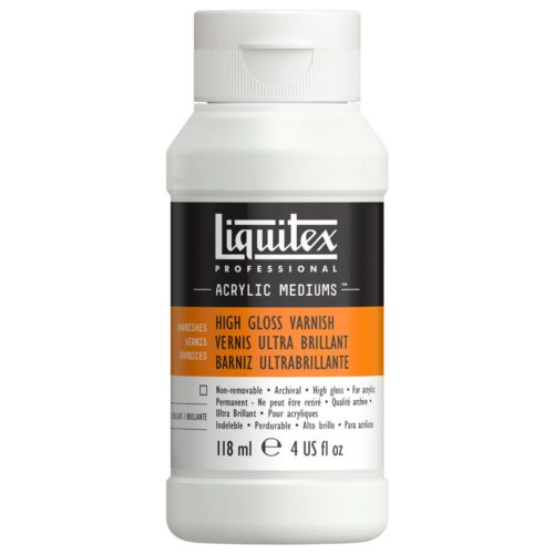 Liquitex High Gloss Varnish 118 ml